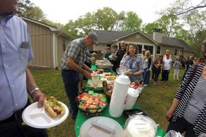 Spring Cookout
