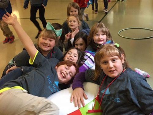 Macland Children's Ministry